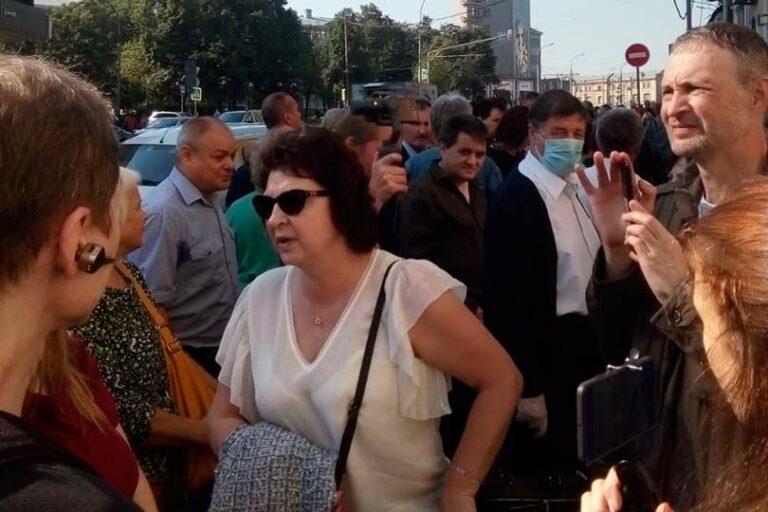 Николая Платошкина привезли на суд, но вследствие юридических проволочек, не обеспечили явку адвокатов