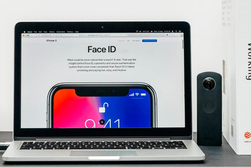 Mac и Face ID