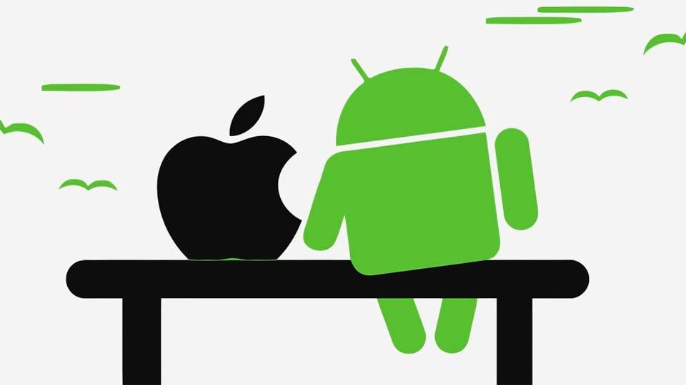 Пользователи Android и iOS