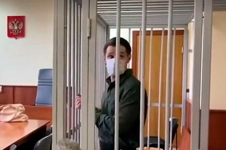 По решению суда, студенту из США придется на 9 лет задержаться в России, отбывая срок лишения свободы