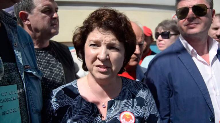 Анжелика Егоровна: Следователь Абдурахманов прилюдно заявил в суде Платошкину – ты будешь сидеть в тюрьме