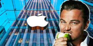 Киностудия Леонардо Дикаприо подписала контракт с Apple