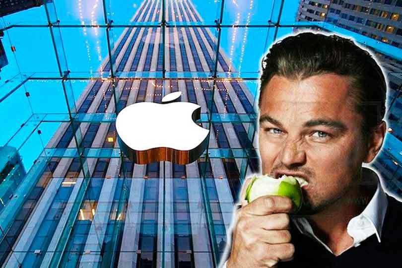 Дикаприо и Apple