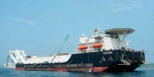 Допотопная баржа «Фортуна» не будет достраивать Nord Stream 2, арендаторы испугались санкций США