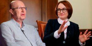 Наш российский Нострадамус Валерий Соловей сообщил, что отставка Эльвиры Набиуллиной неизбежна