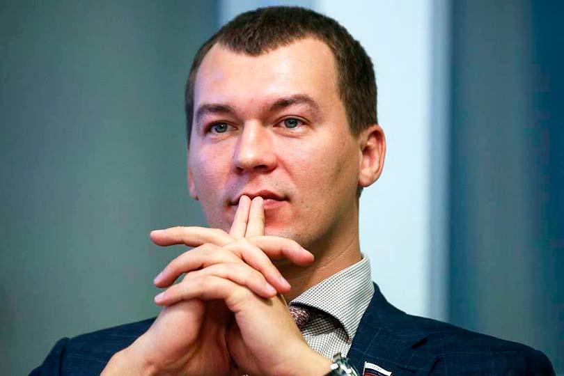Миша Дегтярев