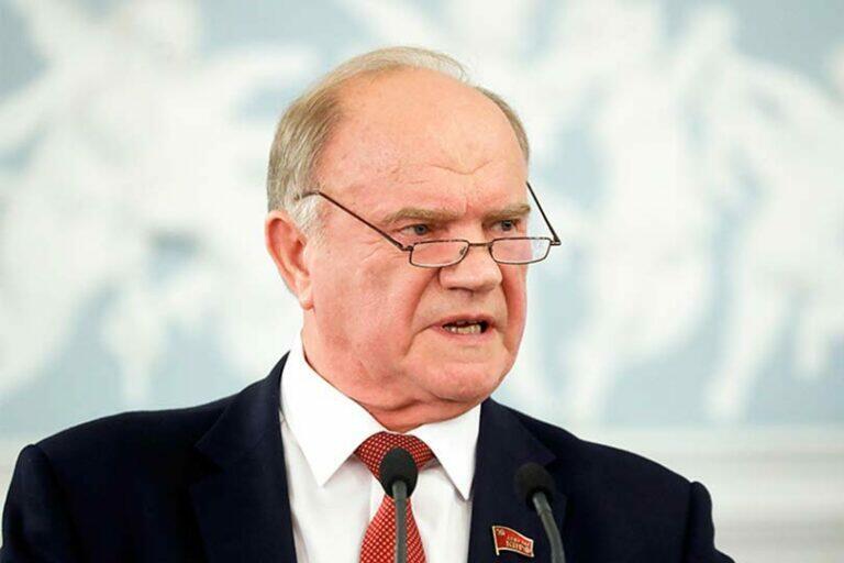 Зюганов заявил, что Африка обогнала Россию по размерам МРОТ и это очень унизительно для энергетической сверхдержавы