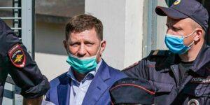 Фургал уже месяц находится в СИЗО «Лефортово» и говорит, что к нему относятся хуже, чем к предателям Родины и шпионам