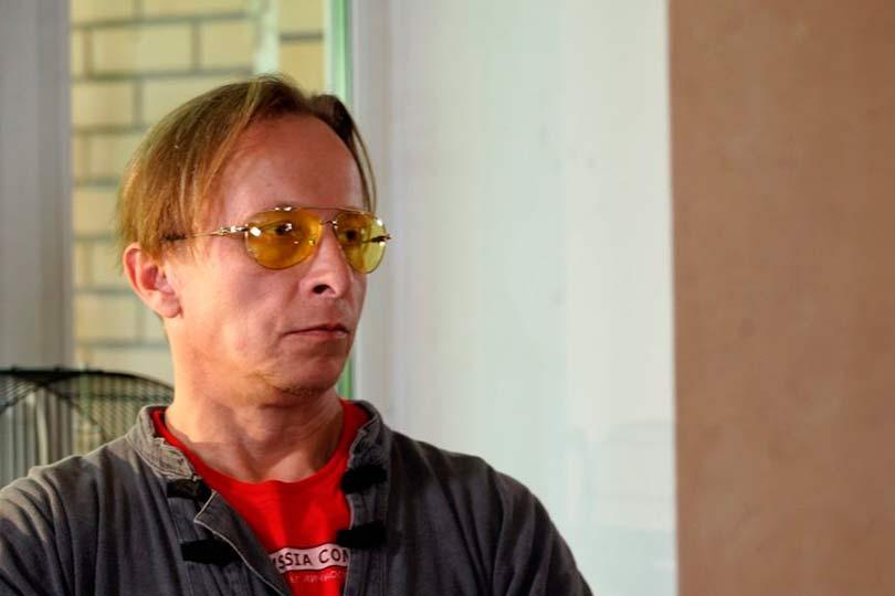 Актер Иван Охлобыстин