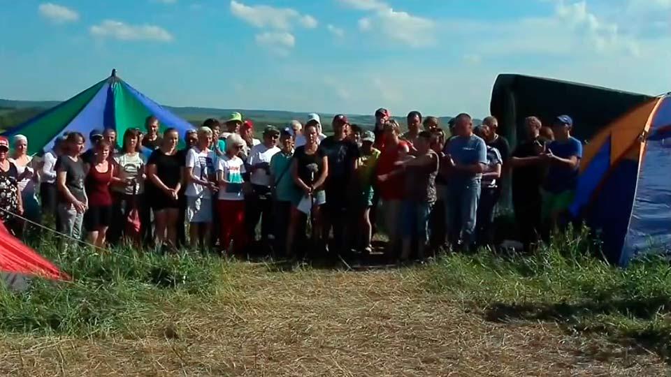 Протесты на Кузбассе