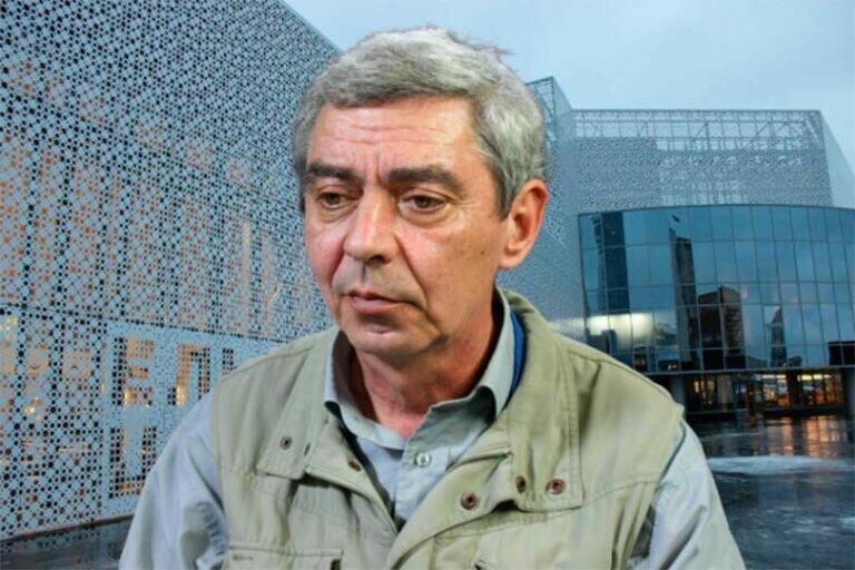 Никита Соколов, который является директором «Ельцин-центра», выступил с безумной идеей реабилитировать генерала Власова