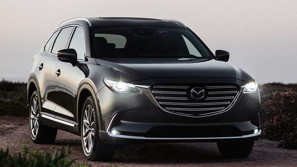 Обновлённая Mazda CX-9