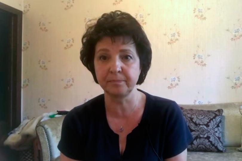 Жена Платошкина Анжелика Егоровна