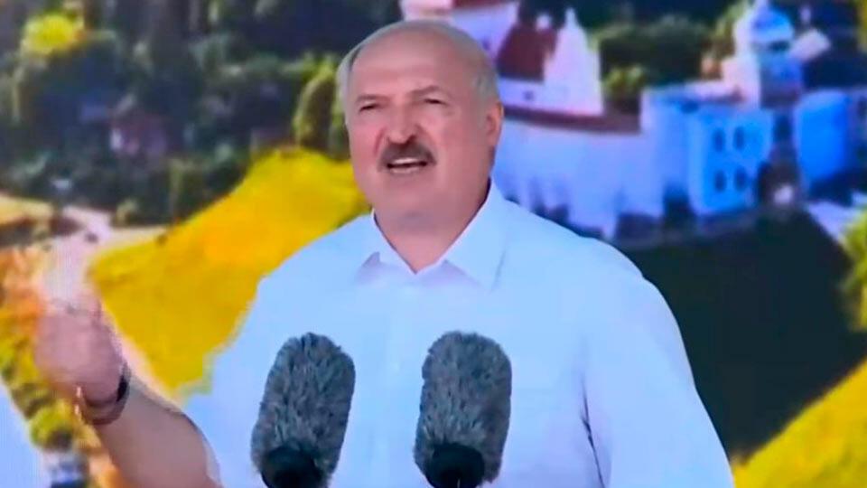 Лукашенко выступил в Гродно