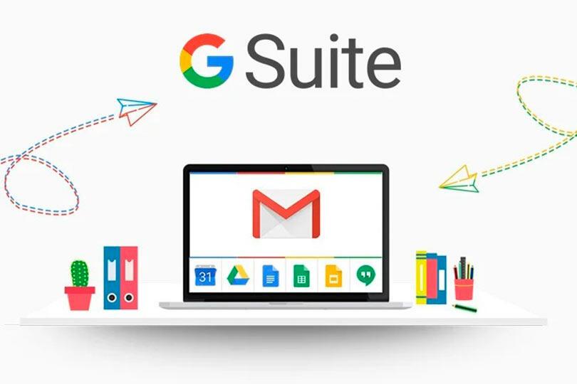 Сервисы Gmail и G Suite