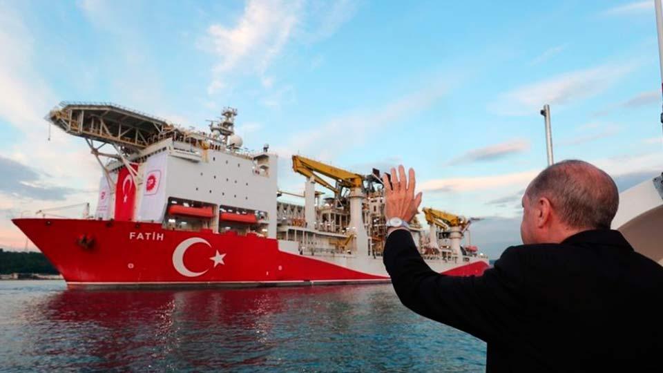 Турецкий газ в Черном море