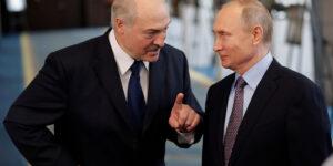 Александр Лукашенко так и не признал Крым российским, так кто же победил, он — или Владимир Путин