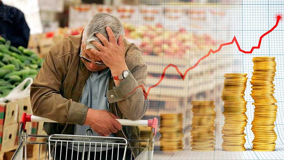 Рост цен в РФ