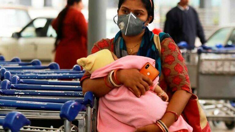 Индия потеснила Бразилию и вышла на второе место по количеству заболевших коронавирусом