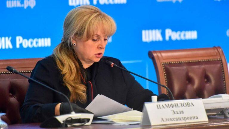 Элла Памфилова предложила перенести Единый день голосования, видно дела у «Единой России» совсем плохие
