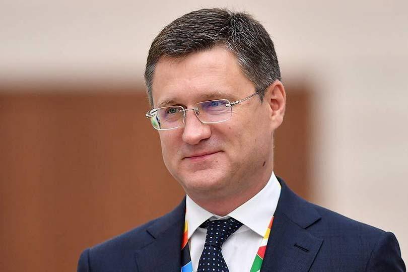 Министр Новак
