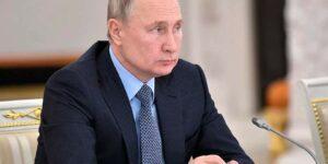 Владимир Путин рассказал о скорой стабилизации экономической ситуации в стране