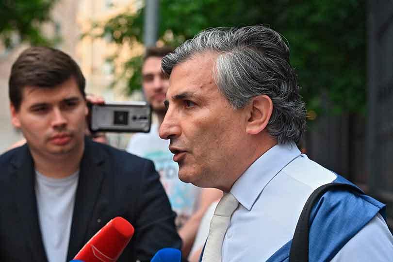 Адвоката Ефремова, Пашаев