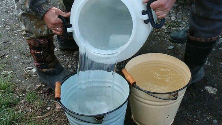 Украина остановила подачу воды в ЛНР на Западную фильтровальную станцию