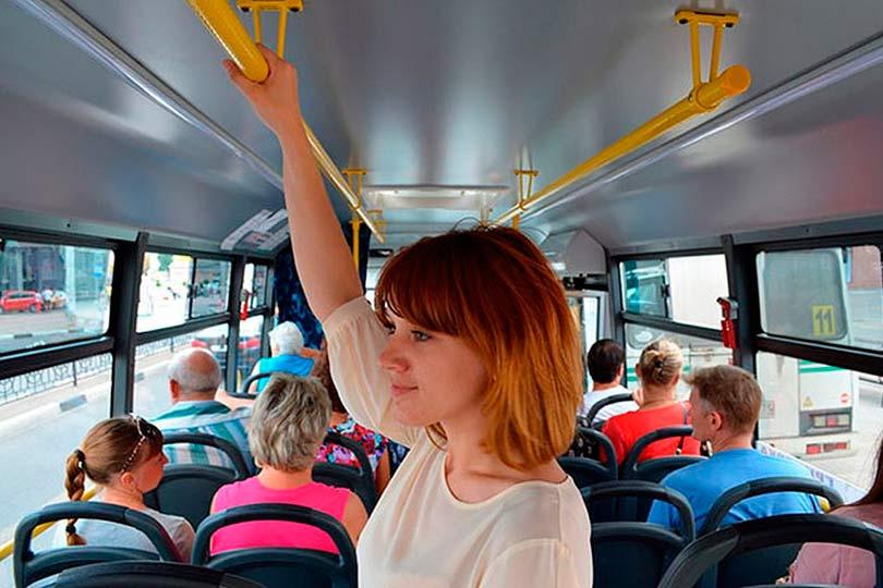 Проезд в автобусе