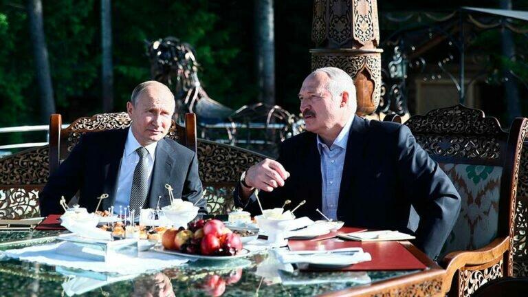 Кремль раскрыл подробности предстоящей встречи Путина и Лукашенко, которая состоится 14 сентября в Сочи