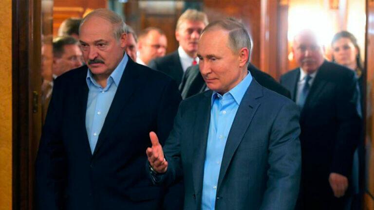 Сегодня в Сочи пройдет встреча Лукашенко и Путина, где будут обсуждаться пути выхода из кризиса и дальнейшей интеграции