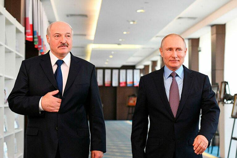 Белорусский тупик президента Путина, Лукашенко готов к любой форме интеграции, но почему-то это не радует