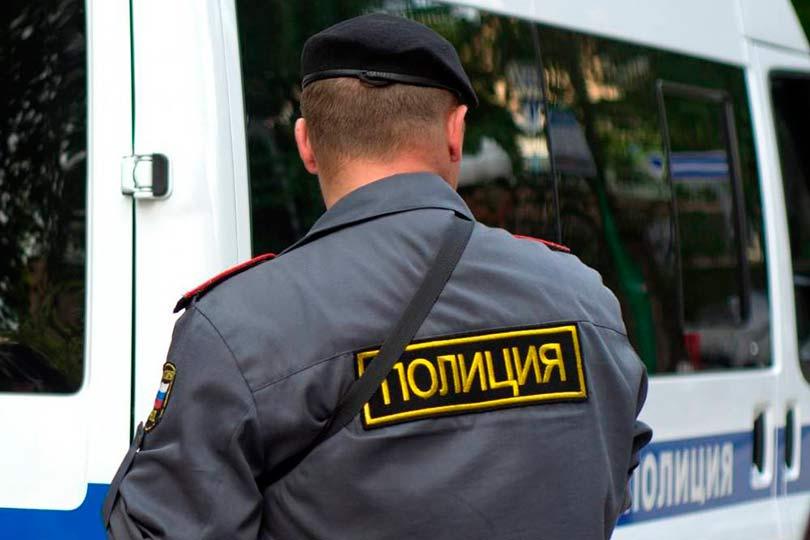 Полиция Подмосковья