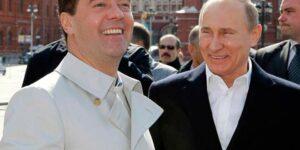 Николай Бондаренко: Путин подарил на день рождения Медведеву орден «За заслуги перед Отечеством» III степени