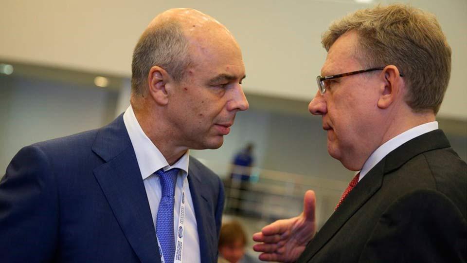 Кудрин и Силуанов