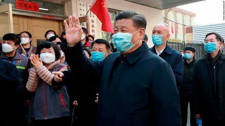 В Китае на 1,5 миллиардное население в клиниках находится всего 150 человек с диагнозом Covid-19