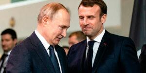 Путин предложил свою версию отравления Навального, в беседе с Макроном он не исключил, что «Новичка» тот хлебнул сам