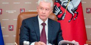 Собянин заявил об ужесточении масочно-перчаточного режима, который должен подавить у нас волю к сопротивлению