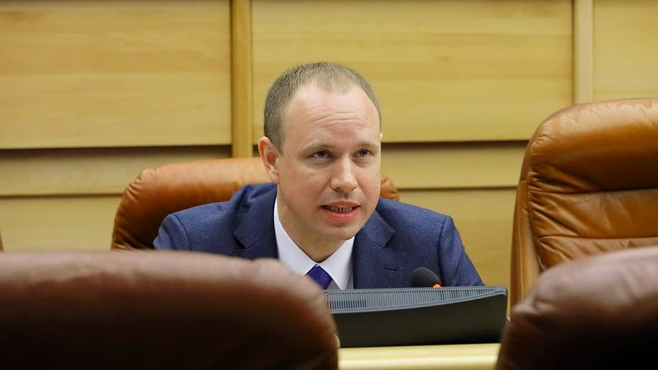 Андрей Левченко сын губернатора