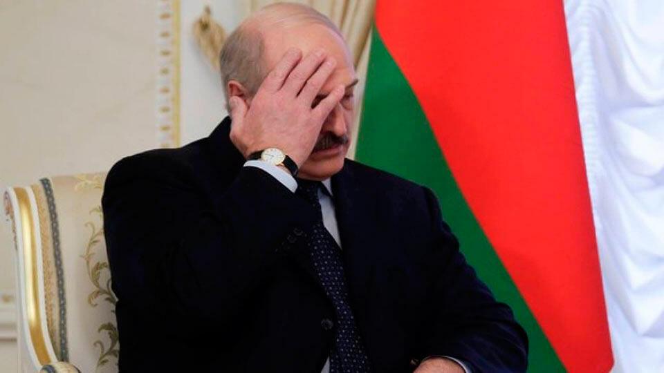 Санкции против Александра Лукашенко