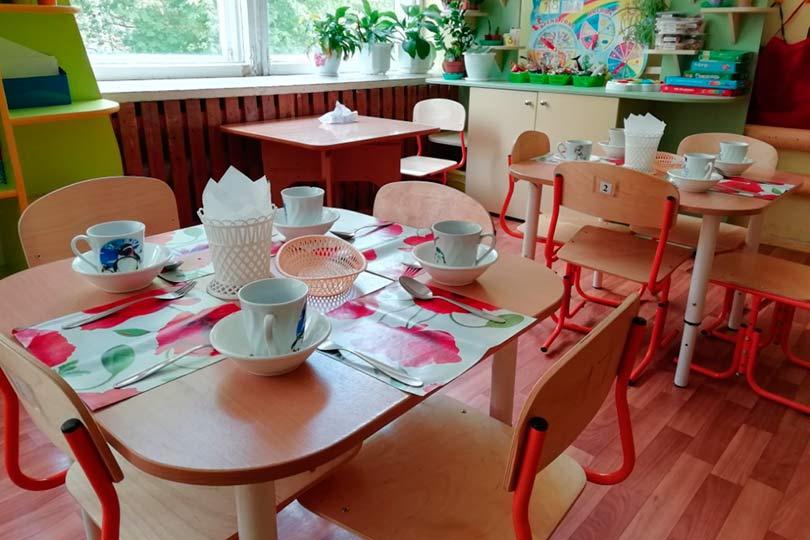 Детский сад ЧП