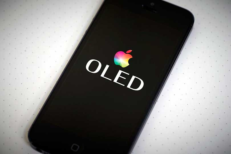 OLED-дисплеи на Айфонах
