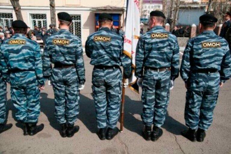 В Грозном, во время схватки с боевиками погиб один сотрудник ОМОНа