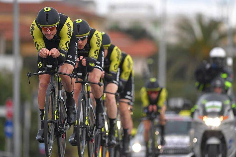 Из-за коронавируса Австралийская велокоманда не будет участвовать в «Джиро д'Италия»