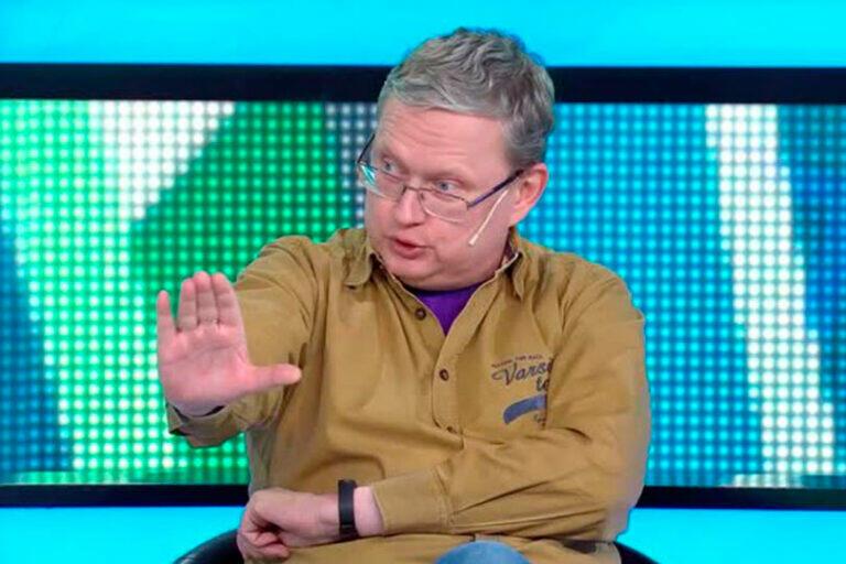 В программе «Место встречи», Норкин вступил в полемику с Делягиным, который предположил, что в ЕС не уважают Россию