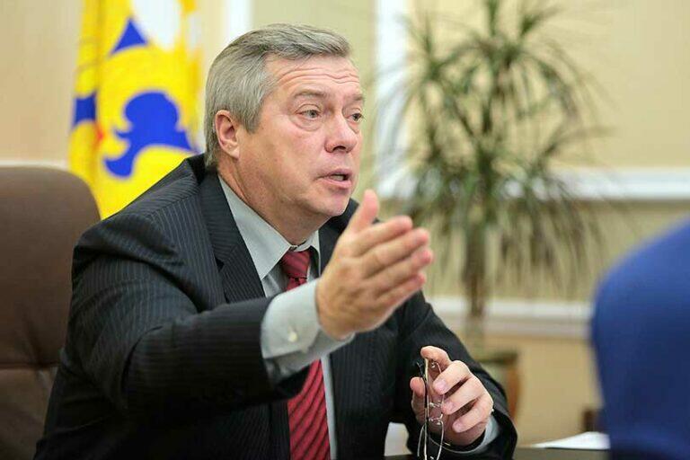Сегодня 1-й регион России, Ростовская область уходит в режим самоизоляции по распоряжению губернатора Голубева