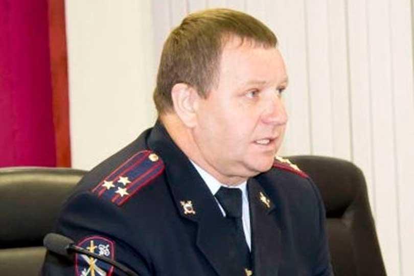 Полковник Владимир Завражный