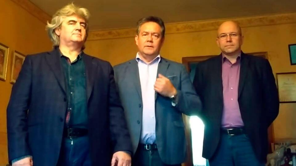 Платошкин с адвокатами