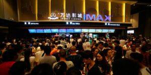 Китай стал лидером кинопроката, отняв первенство у Голливуда