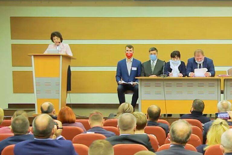 Приветственную речь Николая Платошкина зачитали на 1-м съезде «Социалистической партии Российской Федерации» в Москве